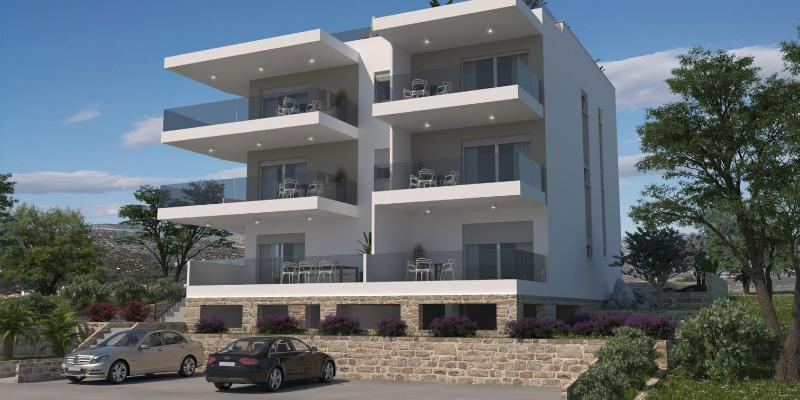 Cosy apartments with panoramic views and community pool